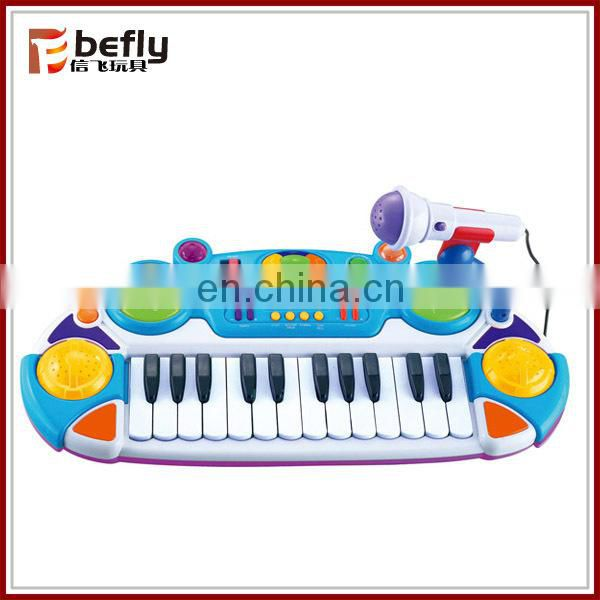 Shantou instrument toy musical piano with chair