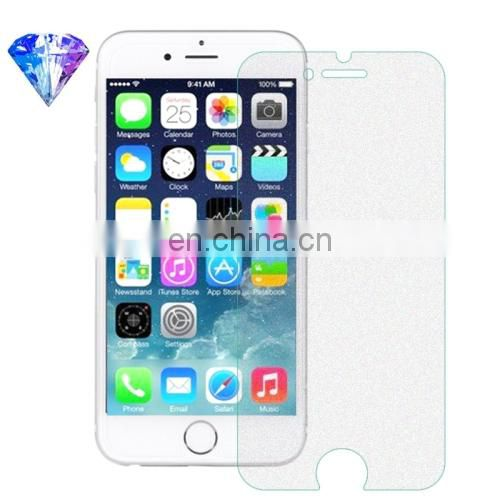 0.30mm 9H+ Surface Hardness 2.5D Explosion-proof Diamond Tempered Glass Film LCD Screen Protector for iPhone 6