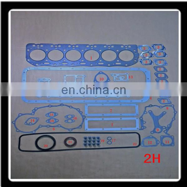 Auto Engine Head Gasket for LAND CRUISER 2H OEM 04111-68021