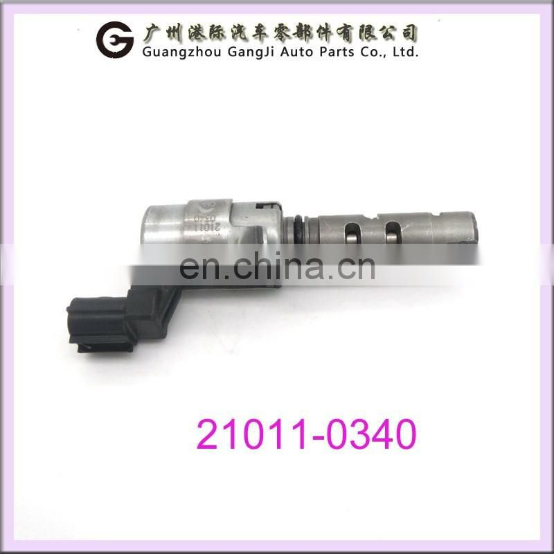 Car auto parts Valve Variable Timing Solenoid 21011-0340 VVT for Toyot car