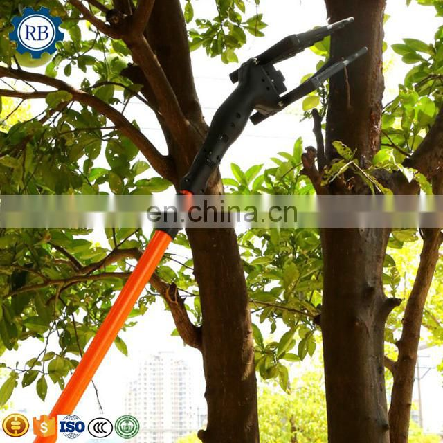 Reliable operation fruit shaker shaking machine for jujube / red date /almond / hazelnut / olive / walnut harvesting and picking