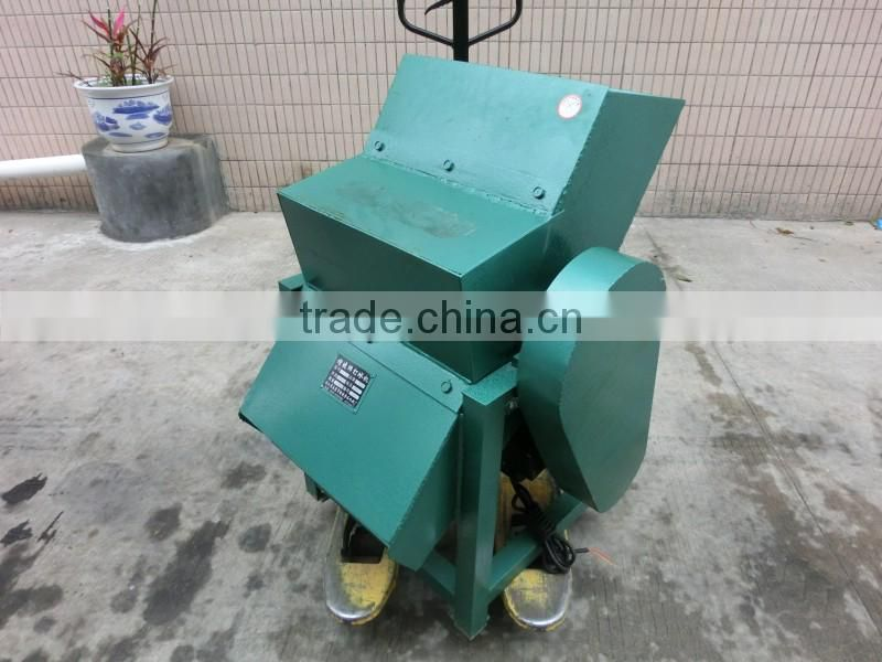 Electric ice crusher,industrial ice crusher machine,block ice crusher machine(ZQR-118)