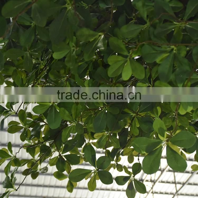 Artificial Large Outdoor Money Tree Green Large Artificial Decorative Rich Tree Money Plant Tree