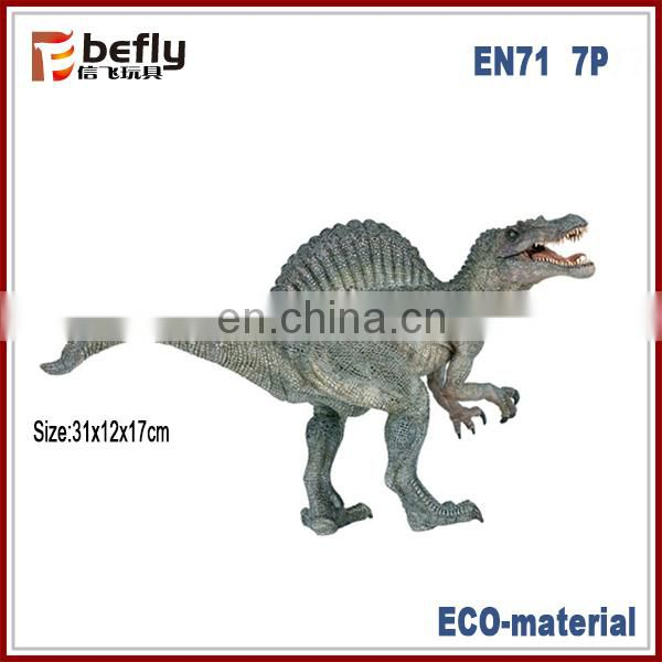 Hand paint PVC Stegosaurus dinosaur model toy