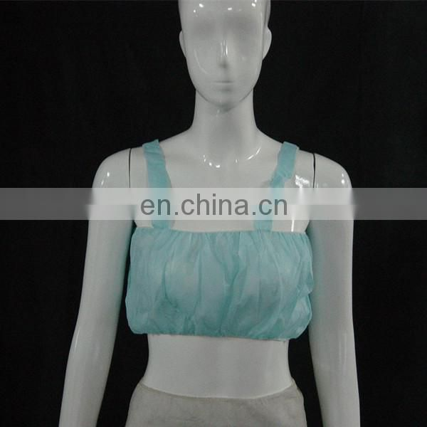 spa bra,beatuy salon bra,disposable bra