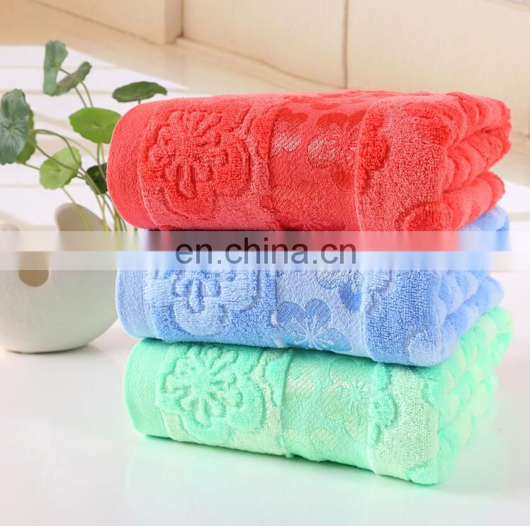 High Quality Excellent Absorption Bamboo Fiber Bath Towel