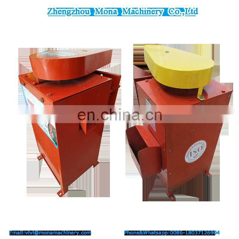 Low price stainless steel coffee bean degumming machine/coffee bean unglued machine/coffee bean endocarp peeling machine Image