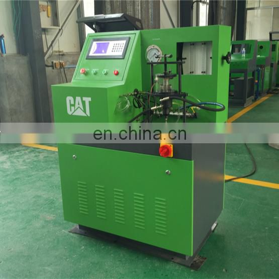 CAT3000L HEUI INJECTOR TEST BENCH FOR C7 C9 C-9 3126 3412 HEUI INJECTOR WITH GLASS TUBE Image