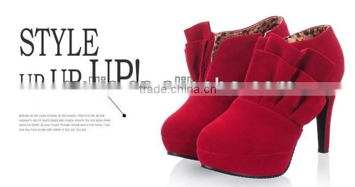 ankle boots for women high heels alibaba china CP6560