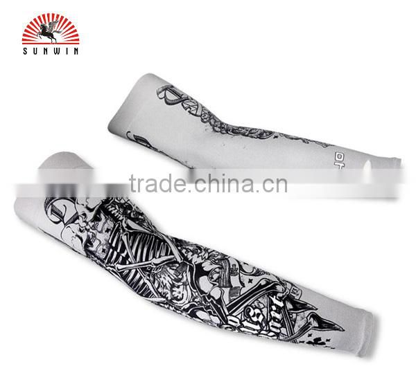custom sports cool Sun UV Protection Cover Outdoor Sports Cycling Fishing Golf Breathe compression arm sleeve