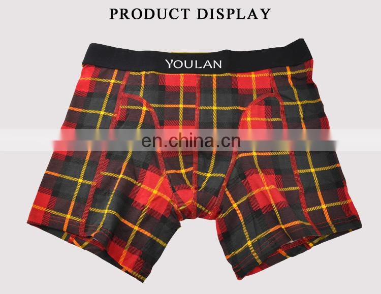 Wholesale Custom Modal Underwear Men Boxer Shorts