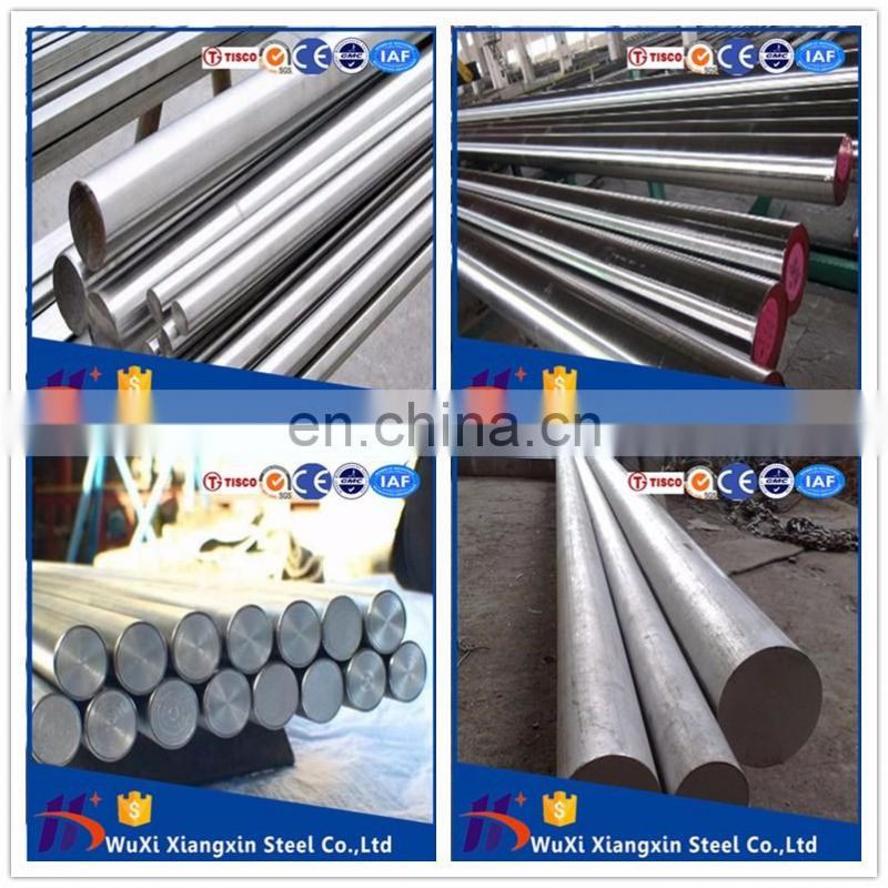 Bright Finish 321 stainless steel round bar price per kg