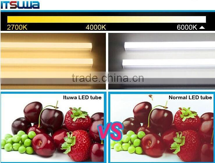 2015 new product driverless pink t8 led tubt8 for lighting fresh meant and fish/ led production line