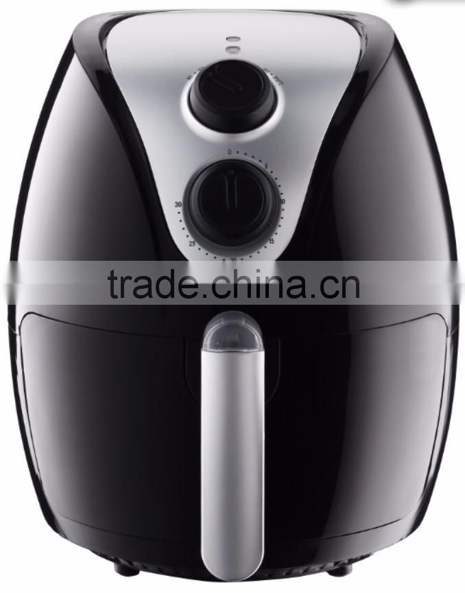 New Arrival Electric Oil Free Fryer Hot Air Fryer With 2.2L