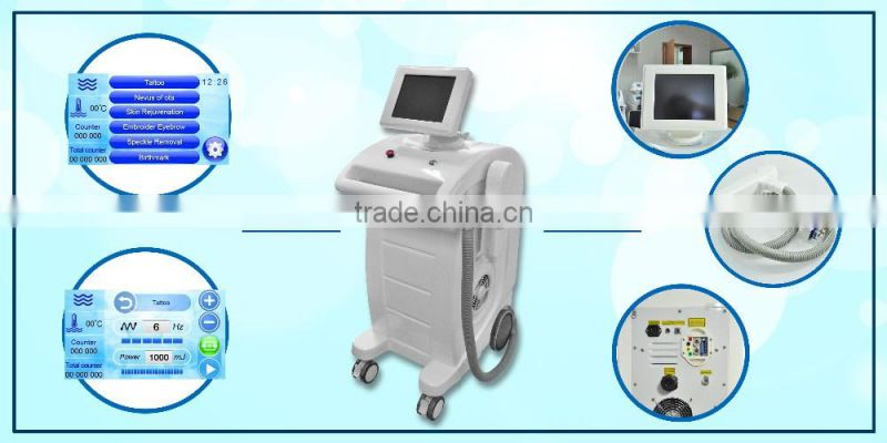Anybeauty F6 nd yag laser tattoo removal low cost yag laser machine