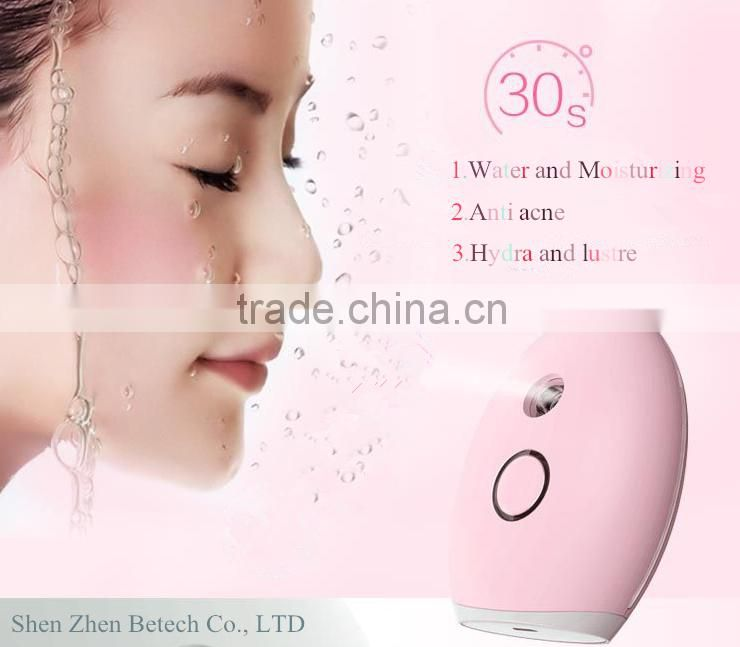 Multi-Function Beauty Equipment Mini Facial steamer with CE Certification