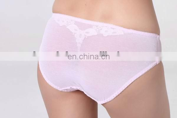Women underwear latest hot fashion pink sexy 1/2 cup bra & string (Miss Adola)