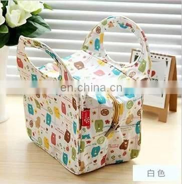 polyester picnic cooler bag