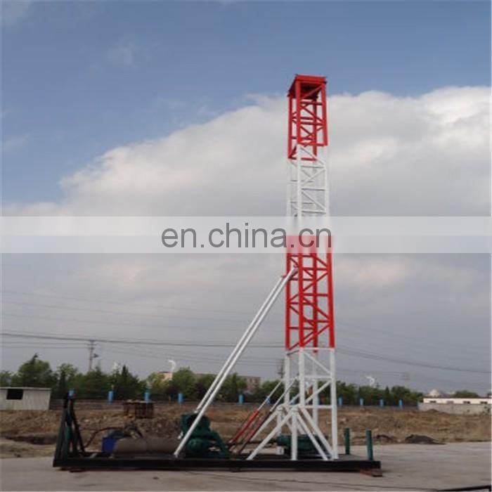 Borehole Percussion Drilling Rig with CE certififcation