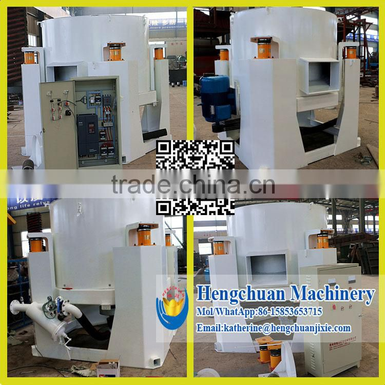 China Semi-Continuous Lab Nelson Mini Knelson Gold Concentration Machine