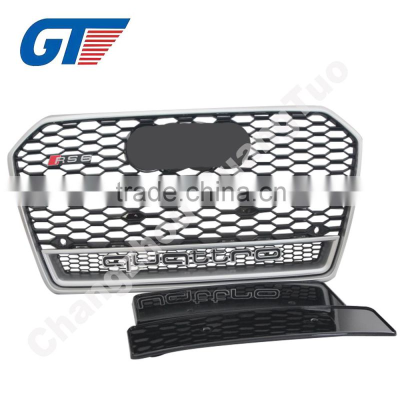 Changzhou Guangtuo Car Front Grill For Audi A6 Images New Products