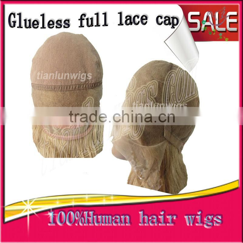 Qingdao Top Quality Virgin Indian/Brazilian Glueless Lace Front Wig With Full Lace Wig Real Human Hair Wigs Accept Custom Order
