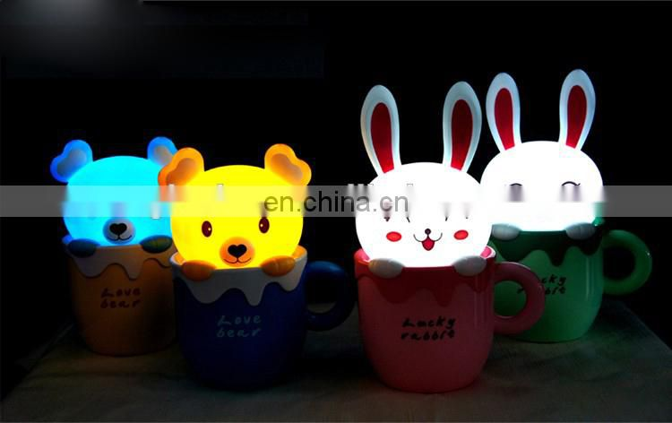 Hot sale Rechargeable led table lamp usb led lamp children table lamps