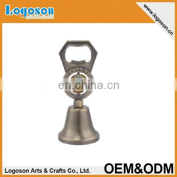 Top quality tourist gift custom design logo engraved souvenirs switzerland cow bell