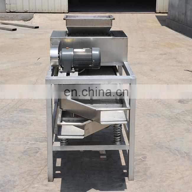 Almond Cutting Nut Cutter Peanut Crushing Machine