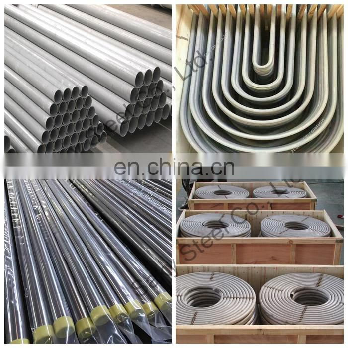 AISI 347 347H 348 348H Stainless Steel Pipe Seamless