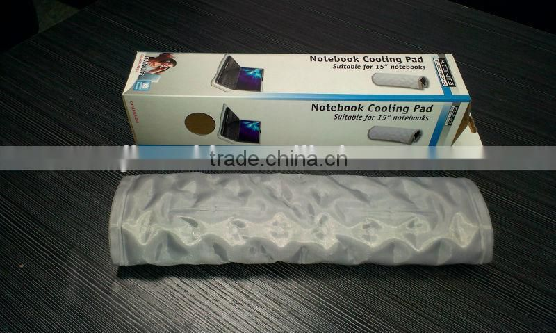 Notebook Cooling Pad / Laptop Cool Gel Pad / Ice Cooling Pad
