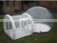 2015 Cheap life size inflatable snow dome for sale