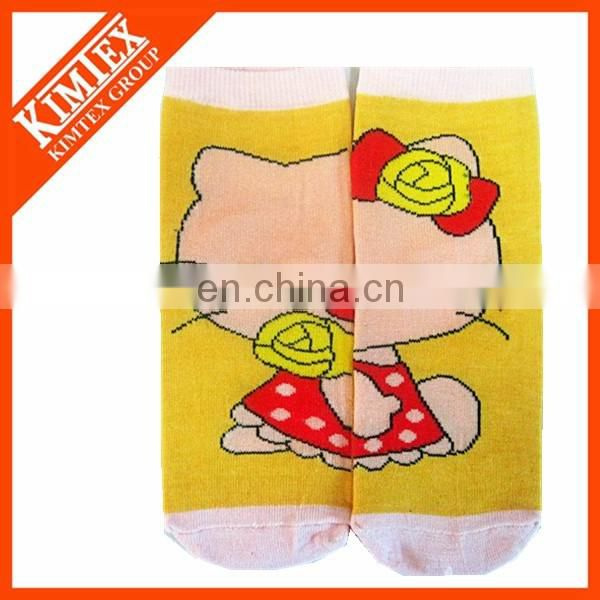 Wholesale hot cute teen girl child tube socks