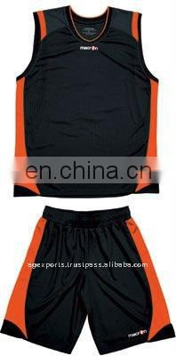 customized team basketball uniform