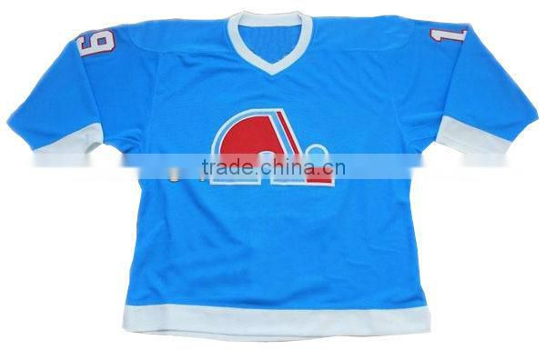 sublimation printing lacrosse t shirt quick dry jersey