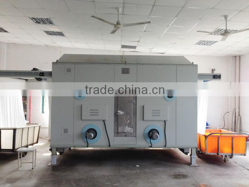 big capacity box type Textile Steam Curing machine for direct