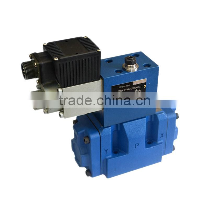Three - way proportional pressure reducing valve