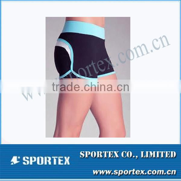 Board Fashion Design Short Pant Yoga Short Garment Short MZ0316