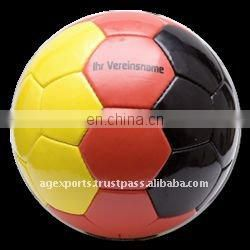 make your own soccer ball