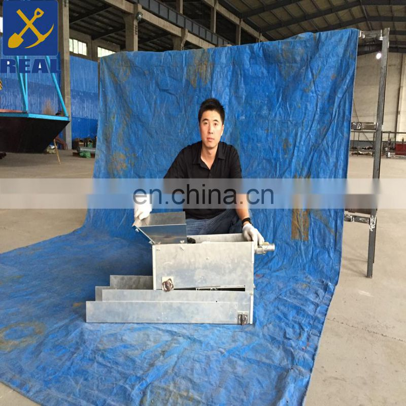 good quality and cheap price gold mining Sluice box for sale