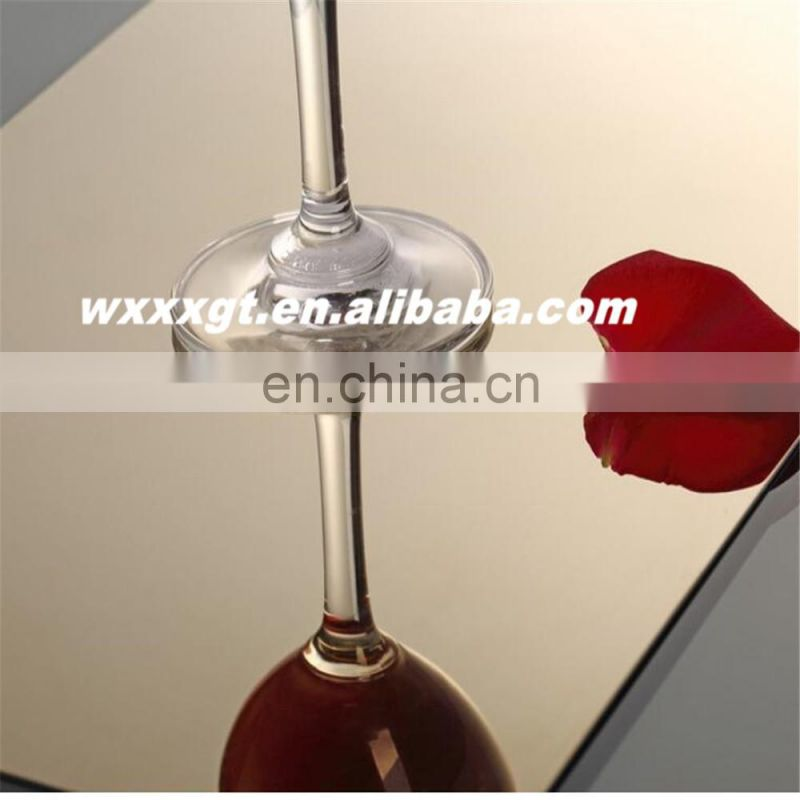 wholesale Mirror stainless steel sheet 201 316l
