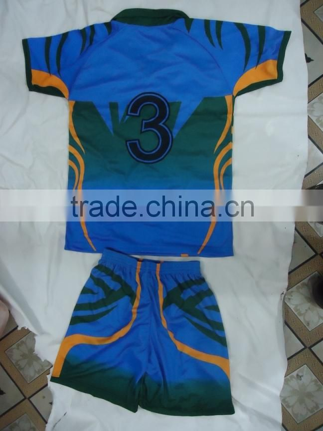 Dye sublimated soccer jerseys/uniform, football jersey/uniforms, Custom made soccer uniforms WB-SU1426