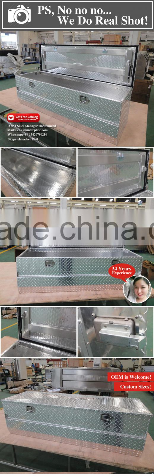 Aluminum Panels Container Truck Body Tool Box Parts