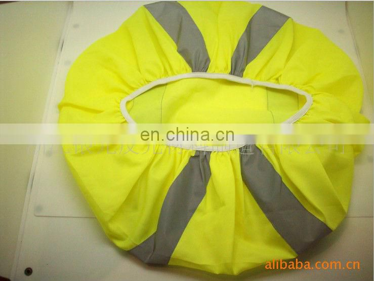 protective Reflective Bag Cover Conforms EN471 certificate