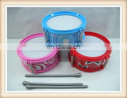 plastic mini musical instrument drum set toy