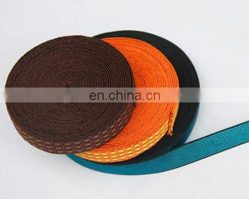 tubular cotton webbing