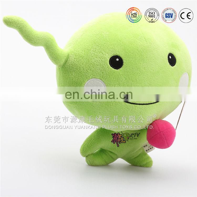 Tumble lovely stuffed plush human doll toys