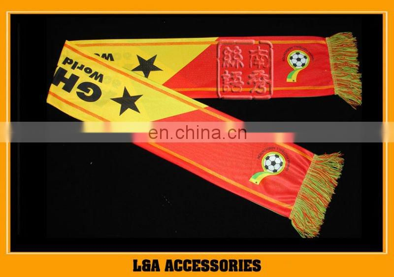 fan scarf football scarf for match