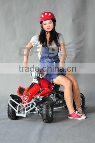 High Quality ATV CE Approved 49CC Gas-Powered 2-Stroke Engine Mini ATV, Best Christmas Gift AT4903
