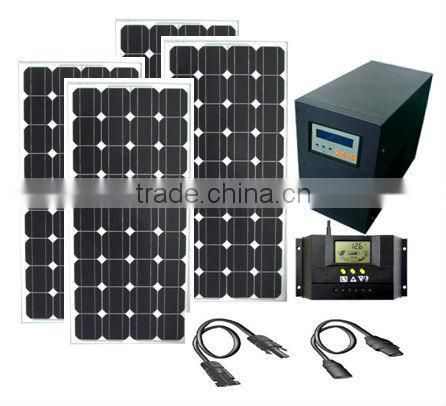 solar and wind energy 2000W
